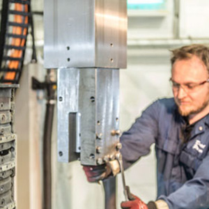 Repair and Overhaul Expertise-Turbines